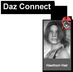 Daz Connect Indicator