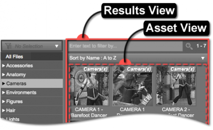 Results View